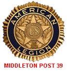 Post 39 logo